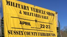 The Military Transport Association located in New Jersey hosted its 2017 Military Vehicle Show & Swap Meet at the Sussex County Fairgrounds on Saturday and Sunday - April 22nd & 23rd. The 16th Annual Event featured military vehicle exhibits, vendors, food . . . and fun for the entire family. With record attendance, the show was a great success. On Sunday there was a special event with re-enactors in uniform with real military vehicles . . . Contact: www.mtanj.org