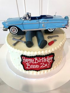 81 Best Mechanic cake images in 2017 | Birthday Cakes, Tire cake ...