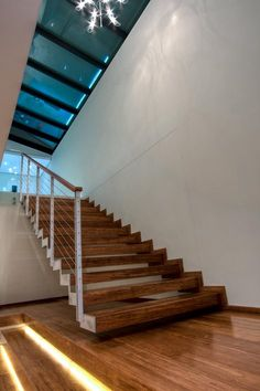 House Flanagan, Cape Town, 2014 - Darby Architects #staircases