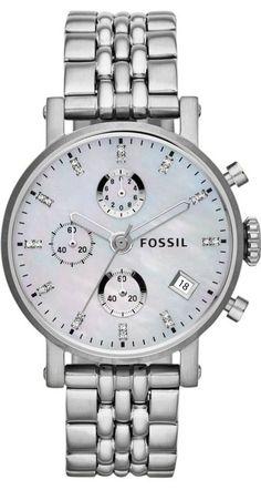 Fossil Watches, Women's The Original Boyfriend Chronograph Watch #ES3382