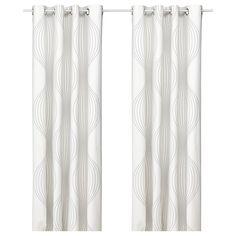 KAJSA Pair of curtains - IKEA