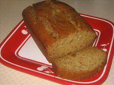 Rum Banana Bread from Food.com: A delicious banana bread with just a hint of rum. The sour cream makes this loaf so moist! This usually gets eaten right away!