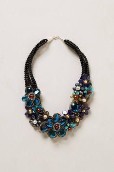 Inspiration: Evening Iridescence Necklace - anthropologie.com