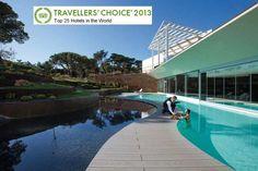 Hotel português é o 3.º melhor do mundo e o melhor e mais luxuoso da Europa segundo o TripAdviser | Cascais | Escapadelas ®