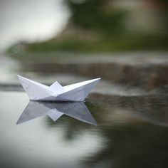 """""""On a slow paper boat to China"""""""