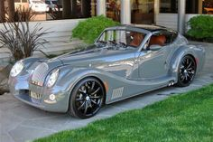 So I just found my dream car...2010 Morgan Aero SuperSports