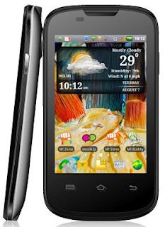 Micromax A57 Superfone Ninja 3 is newly launched Dual band smartphone which sports a 8.89CM HVGA multi-touch screen with 2.2K vivacious color display. The Micromax A57 is android smartphone with Super sleek design runs on Android v2.3.5 OS and powered by 1GHz processor. It has built-in 3 MP 4X zoom camera with multi-shoot mode and video recording facility. The samrtphone supports Instant messaging, Group Chat, 3G/GPRS, Wi-Fi connect, USB 2.0, Bluetooth 2.1, WAP Google Browser and GPS…
