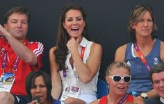 WhatKateWore.com (@WhatKateWore) on Twitter:  Duchess of Cambridge, London Oympics, August 10, 2012