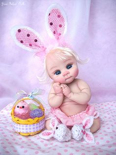 OOAK baby by Joni Inlow