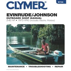 Download 1990 2001 Evinrude Johnson Outboard Service Manual 1 Hp To 300 Outboard Boat Motors Repair And Maintenance Repair Manuals