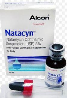 دليل القطرات Natacyn قطرة العين ناتاسين Toothpaste Personal Care Ants