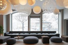 Nobis Hotell, Stockholm. Must visit (at least the bar!)