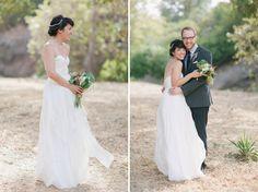 Malibu Nature Preserve Wedding: Ashley + Brad