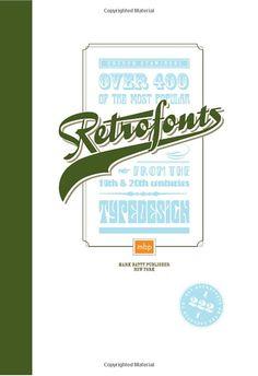 Retrofonts: Gregor Stawinksi: 9781935613015: Amazon.com: Books