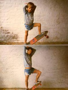 Irina Werning #photography #skateboard