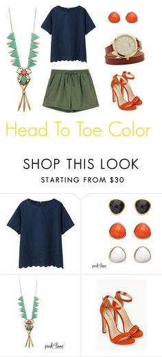 """""""My Park Lane Style"""" by parklanejewelry on Polyvore featuring Uniqlo and JustFab"""