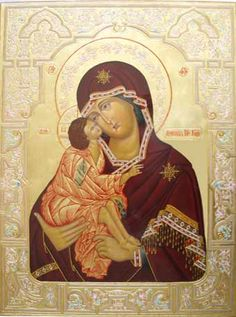 Donskaya Icon / Image result for Holy Mother Orthodox Icon -