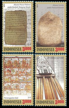 2014 Indonesian Traditional Calendars and Scripts. Issued date: 8 September 2014.