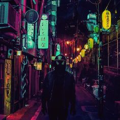 Shibuya Nights / 渋谷 / Nightcrawler - Liam Wong