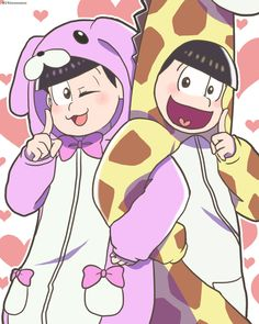 """""""love you! love you! love you! Ichimatsu, Disney Characters, Fictional Characters, In This Moment, Anime Love Couple, Reading Lists, Cover Pages, Gray, Fantasy Characters"""