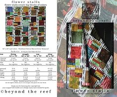 beyond the reef quilt patterns | PATTERNS