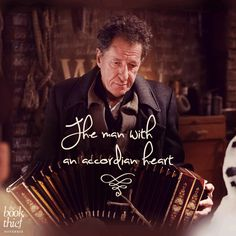 """the man with an accordion heart"" The Book Thief I Love Books, Good Books, Books To Read, My Books, This Book, Reading Books, Classic Literature, Classic Books, Movie Quotes"