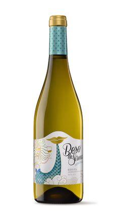 Bodegas Tarón presenta su vino Beso de Sirena, un semidulce que se caracteriza por sus tonos frescos y voluptuosos, por su cuerpo liviano y por su sabor suave. #Winelovers, #wine, #vino