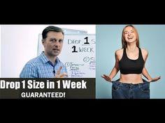 Drop 1 SIZE In 1 Week GUARANTEED! - YouTube