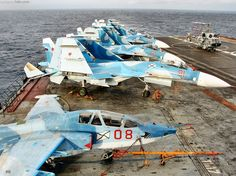 Su-33 - Military Pictures - Air Force Army Navy Missiles Defense