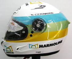 Nolan Moto Helmet Design #189 ~ Hand Painted Helmets - Design your helmet today..!!
