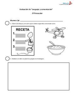 Evaluacion intermedia en preescolar