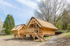 This wooden cabin in Houffalize is your perfect romantic getaway… #cabin #ardennes #romantic