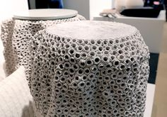 NY DESIGN WEEK 2013: ICFF - Side tables by Gilles Caffier - Gilles Caffier - Core77