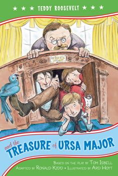 Imagine if you lived in the White House! The first book centers around three of Theodore Roosevelt's children, Kermit, Ethel and Archie. Their mother...