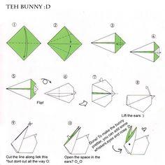 tutoriel origami simple