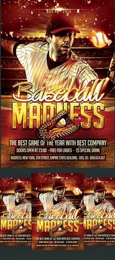Basketball Finals Game Sports Flyer Basketball finals and Buy - baseball flyer