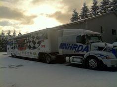 NHRDA semi truck
