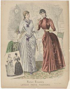 Ladies Treasury, 1889