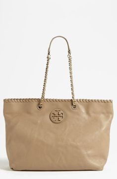 Possible good for everyday work & computer  Tory Burch 'Marion' Tote | Nordstrom