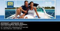 INTERBOOT + INTERSURF 2013 International Water Sports Exhibition 프리드리히스하펜 수상스포츠 박람회