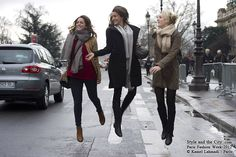 Gorgeous winter outfits from my favorite blog site- Style and the City.com