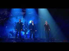 Forte Tenors - Somewhere from West Side Story on Americas Got Talent - R...