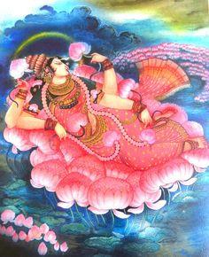 Lakshmi Devi by Sri G. L. N. Simha