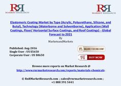Elastomeric+Coatings+Market:+Developed+Vs+Developing+Nations+Aug+2016
