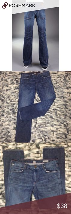"COH MENS JEANS Men's COH jeans in ""SID"" sz 38 Inseam 34"" excellent condition Citizens of Humanity Jeans"