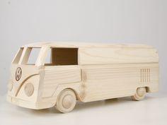 volkswagen T1 hout