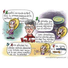 La Fuensanta y el Antón: Biografía: Vera Rubin