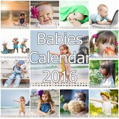 The New Year 2016 is like a new baby, we all are waiting and celebrate it together in different places of the earth. Here we are share Cute Babies Calendar 2016 New Years 2016, Year 2016, Baby Calendar, February Baby, Cute Babies, New Baby Products, Funny Babies