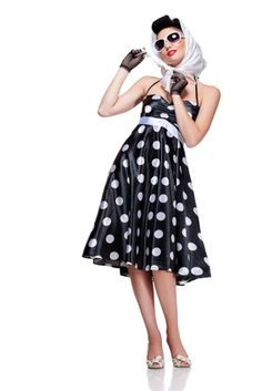 Polka dot dress Love it!