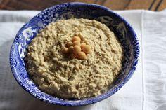 Low calorie hummus recipe